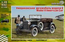 Zebrano 1/72 Ford Model 'A' American Car # 72109
