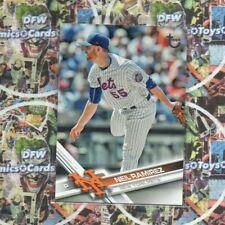 2017 Topps Update Neil Ramirez VINTAGE STOCK 20/99 Mets US239