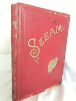 Steam: It's Generation & Use with Catalogue Babcock & Wilcox 2nd British ed 1900