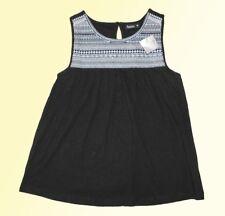 Moderne Haut pour Femmes Tunique Shirt Gr. 38 M Coton