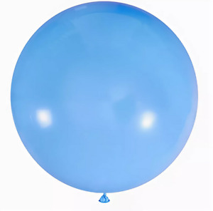 """45"""" Olympic balloon Big Giant Huge latex helium party wedding birthday"""