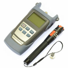 New Fiber Optical Power Meter and 30Km 30mW Visual Fault Locator Cable Tester