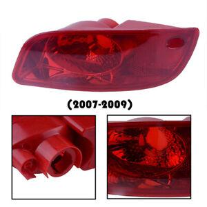 For HYUNDAI Santa Fe 2007-2009 Right Side Rear Bumper Marker Reflector Light