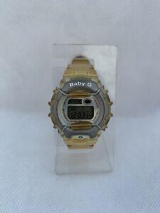 Casio BG-460 Baby-G Module 2286 WR100 Watch Wristwatch Rare Quartz