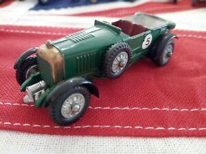 Matchbox Lesney #5 1929 41/2litre Bentley