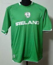 IRLANDA IRELAND MAGLIA SUPPORTERS SOUVENIR FAI ORIGINALE TG. LARGE