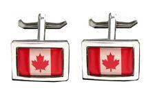 Flaggen Manschettenknöpfe  Kanada canada flag cufflinks  MM0118  2. Wahl