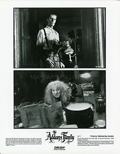 CAREL STRUYCKEN THE ADDAMS FAMILY 1991 PHOTO ORIGINAL #22  MELINDA SUE GORDON
