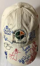 Autographed Pumpkin Ridge Golf Cap Cristie Kerr Karrie Webb 2011 Safeway Classic