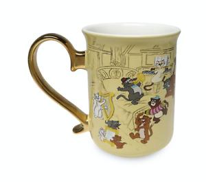 Disney Store The Aristocats Duchess Marie 50th Anniversary Ceramic Coffee Mug Cu