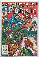 Fantastic Four #246 NM-  Too Many Dooms       Marvel Comics  CBX1H