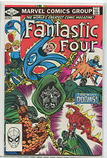 Fantastic Four #246 NM-  Too Many Dooms       Marvel Comics  CBX1H