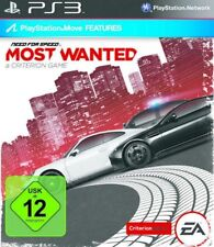 PlayStation 3 Need For Speed Most Wanted 2012 primera edición guterzust.