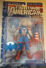 joe simon jack kirby fighing american action figure new sealed