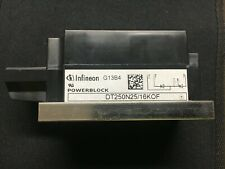 Infineon Scr Diode and Bipolar Diode Package Td250N16Kof