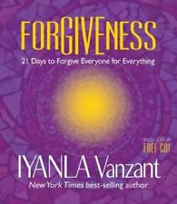 Forgiveness: 21 Days to Forgive Everyone for Everything by Iyanla Vanzant: Used