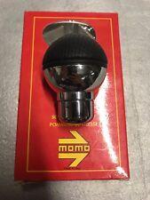 New MOMO Gear Shift Knob Leather Aluminum