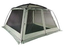 Yanes Kuche Deluxe Screen Kitchen Tent with flaps 12 x 12 x 7.5 ft w/Fine Mesh