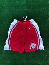 00s Ohio State Buckeyes Nike Elite NCAA Basketball Shorts Size Small