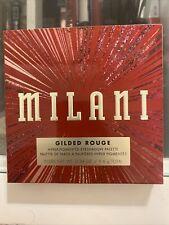 Milani Gilded Rouge Hyper-Pigmented Eyeshadow Palette
