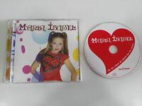 MARIA ISABEL NO ME TOQUES LAS PALMAS QUE ME CONOZCO CD 2004 PORTADA DIFERENTE