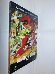 Kingdom Come Part 2 graphic novel hardback DC Comics Collection Justice League