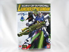 "BNIB BANDAI ""LAUNCHERS STRIKE GUNDAM"""