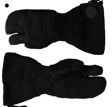Black Diamond Men's Guide Finger Gloves, Black, Medium
