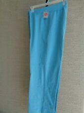 NWT HANES SOFT COTTON BLEND FLEECE LINED SWEAT PANTS HEATHER TURQUOISE XXL