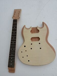 Project Electric Guitar Builder Kit IN Left-handed