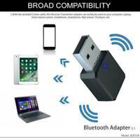 Bluetooth 5.1 Audio Receiver Adapter USB Stereo Auto Freisprecheinrichtung K8R0