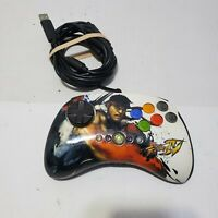Street Fighter IV Xbox 360 Wired Ken COntroller Fight Pad Mad Catz