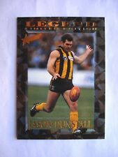 1995 SELECT AFL  SERIES 1 *LIMITED EDITION LEGEND CARD* LC1 JASON DUNSTALL