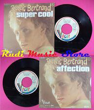LP 45 7'' PLASTIC BERTRAND Super cool Affection 1978 france VOGUE no cd mc dvd