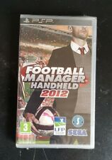 Football Manager Handheld 2012 - PSP Neuf