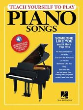 Teach Yourself to Play Someone like You & 9 More Pop Hits - Piano 000150153