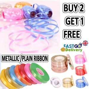 5mm Balloon Curling Ribbon String 50 meters Baloons Tie metallic Balloon Ribbons