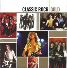 Various - Classic Rock Gold #3332 (2005, Cd)