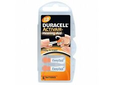Duracell Activair Hearing Aid Batteries Size 13 (48)