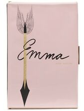 NWT Kate Spade Pink Emma Book of the Month Clutch Purse Jane Austen SOLD OUT