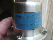 New Advanced Technology & Testing 1042AU2AR300 Pressure Transducer Strain Gage