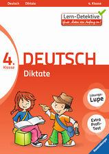 Lern-detektive 4. klasse deutsch Diktate Bonus