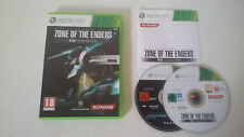 ZONE OF THE ENDERS HD COLLECTION - MICROSOFT XBOX 360 - JEU X BOX 360 COMPLET