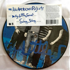 """The All American Rejects - Dirty Little Secret - Ex Con 2006 7"""" Picture Disc"""