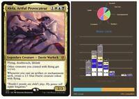 Alela, Artful Provocateur - Esper - EDH / Commander Deck - Ultra Budget