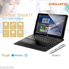 """10,6"""" Teclast Tbook11 4GB+64GB Tablet PC Windows 10+Android5.1 64bit HDMI WIFI"""