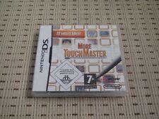 More TouchMaster für Nintendo DS, DS Lite, DSi XL, 3DS