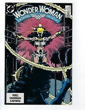 Wonder Woman # 34 NM DC George Perez 1989