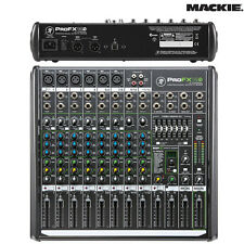 Mackie ProFX12v2 12-Channel Professional Effects FX Mixer l Authorized Dealer