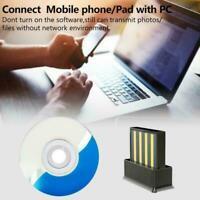 USB Bluetooth V5.0 Wireless Mini Dongle Adapter For Windows Hot 7/8/10 PC L Q1M8
